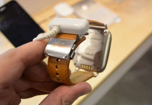 ASUS Zenwatch hands-on