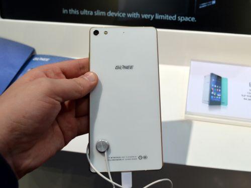 MWC 2015: Gionee Elife S7 hands on - cel mai subţire telefon prezentat la MWC până acum (Video)