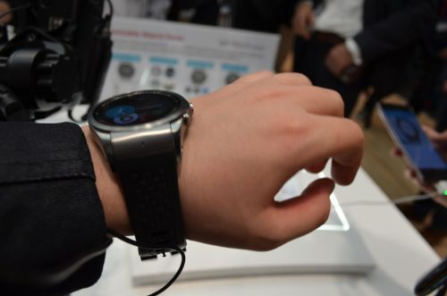 LG Watch Urbane LTE cu WebOS