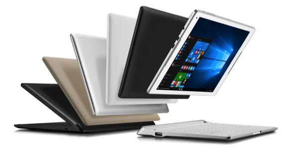 MWC 2016: Alcatel Plus 10 e o tabletă Windows 10 cu tastatură şi conectivitate 4G integrate în dock