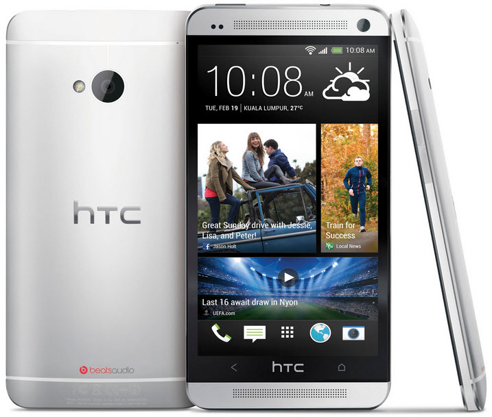 HTC One, desemnat cel mai bun smartphone la Mobile World Congress 2014