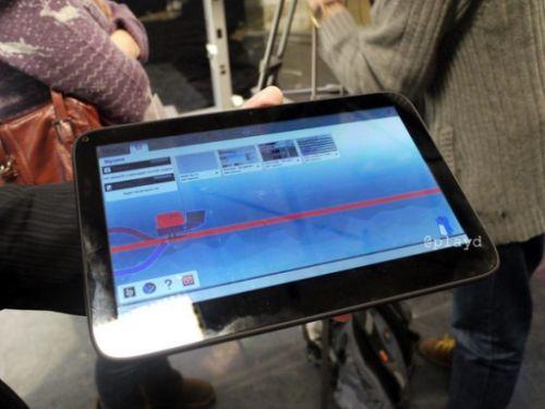 Smartphone MeeGo și tabletă cu același OS, acum cu procesor Intel Atom, În Rusia