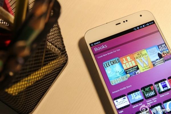Meizu MX3 apare într-o serie de imagini în care rulează Ubuntu OS