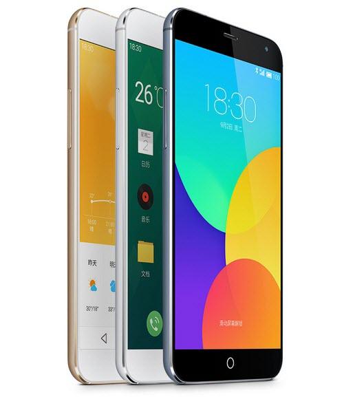 Meizu MX4 lansat oficial; vine cu display FHD de 5.36 inch produs de Sharp și un procesor octa-core de 2.2 GHz