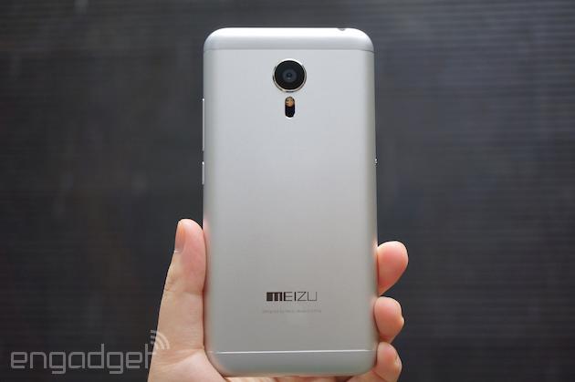 Meizu MX5 primeşte o recenzie în China, camera şi scannerul de amprente sunt puţin sub aşteptări