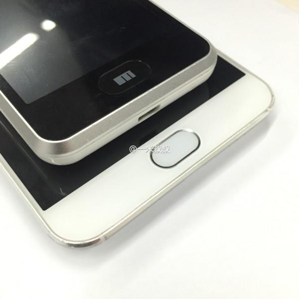 Meizu MX5 apare în noi imagini, pare a include un buton fizic Home cu scanner de amprente integrat