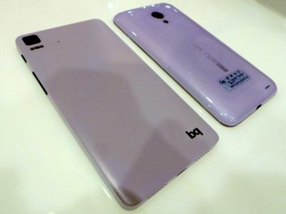 MWC 2014: Meizu MX3 și BQ Smartphone surprinse la Barcelona În stadiul de prototipuri bazat pe Ubuntu OS