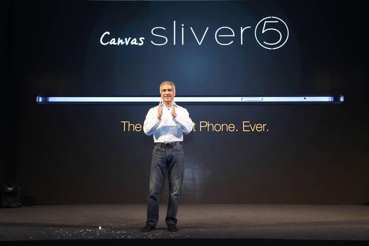 Micromax Canvas Silver 5 este lansat oficial în India; telefon cu grosime de 5.1 mm și procesor Snapdragon 410