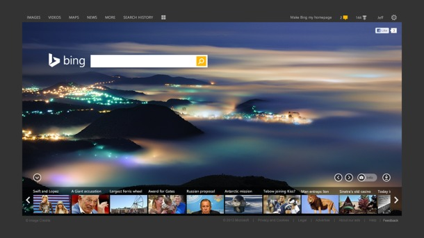 Microsoft Îi oferă lui Bing un nou logo, noi funcții și modificări de design