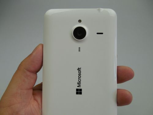 Camera lui Microsoft Lumia 640 XL LTE