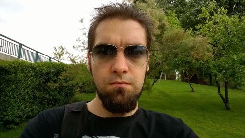 Microsoft Lumia 640 XL LTE - fotografii selfie