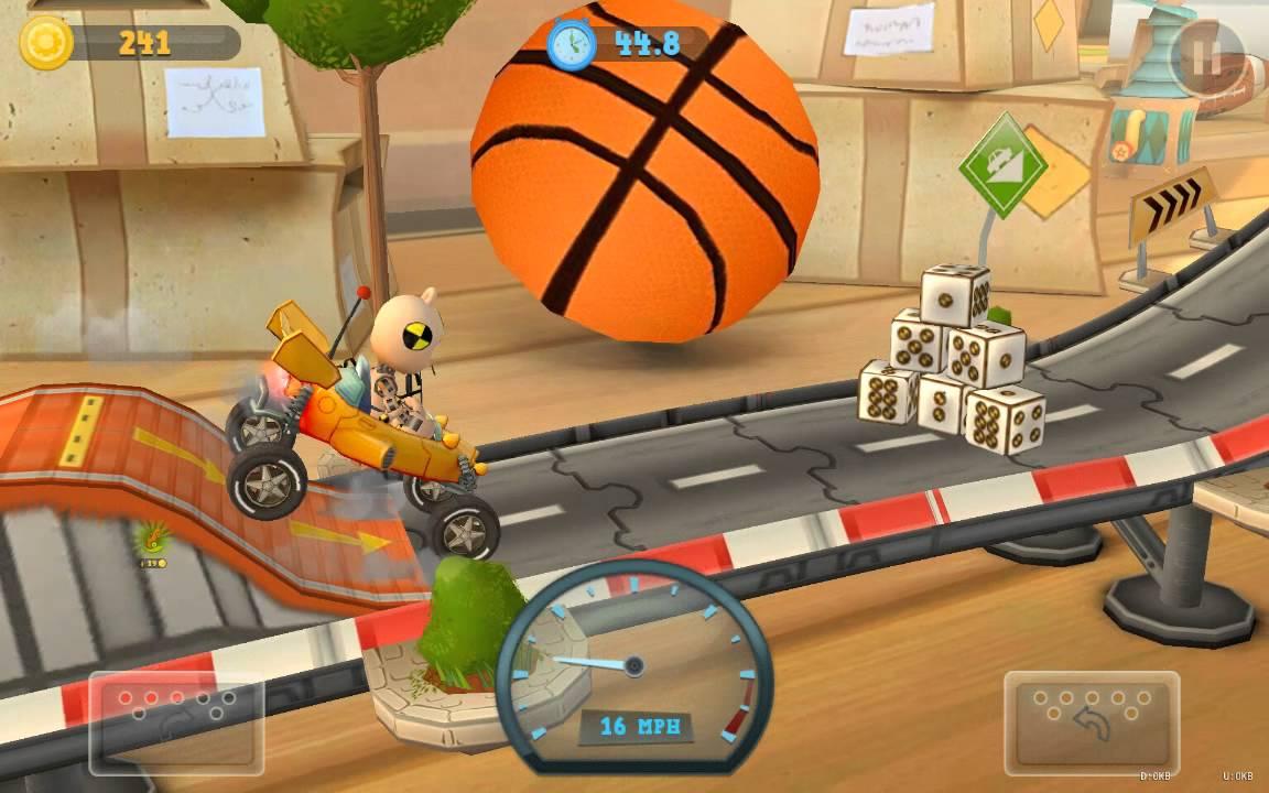 Small and Furious Review (Allview X3 Soul Mini): racer şi platformer side scrolling, cu limite de timp enervante (Video)