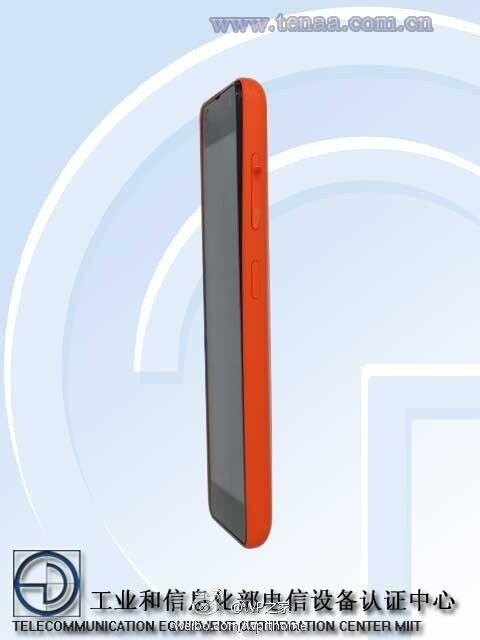 Iată cum arată un nou telefon Microsoft Lumia low end: RM-1090 apare În imagini oficiale