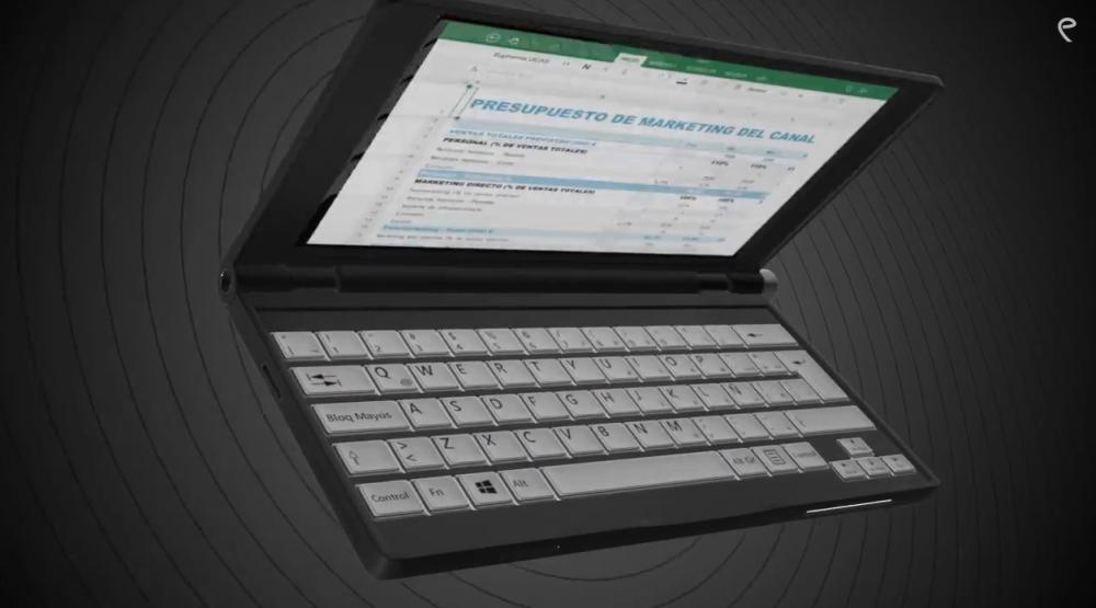 Lumia Communicator e un hibrid Între laptop și telefon, cu o antenă satelit și funcții business (Video/ Concept)