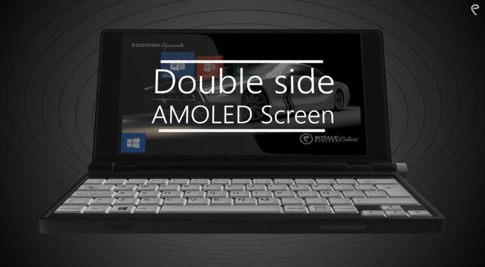 Lumia Communicator e un hibrid între laptop şi telefon, cu o antenă satelit şi funcţii business (Video/ Concept)