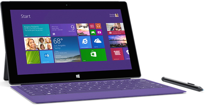 Microsoft anunță oficial noile tablete Surface: Surface 2 Pro cu Windows 8.1 și Surface 2 cu Windows RT