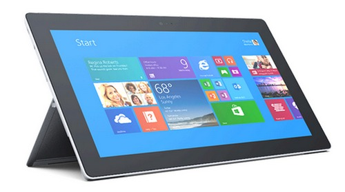 Surface 2 cu Windows RT