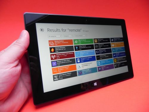 Review Microsoft Surface RT