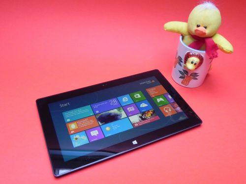 Tableta Windows RT