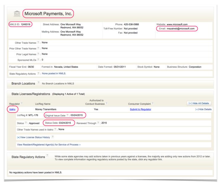 Microsoft primeşte prima licenţă pentru un serviciu de plăţi în SUA, ar putea pregăti un rival pentru Apple Pay