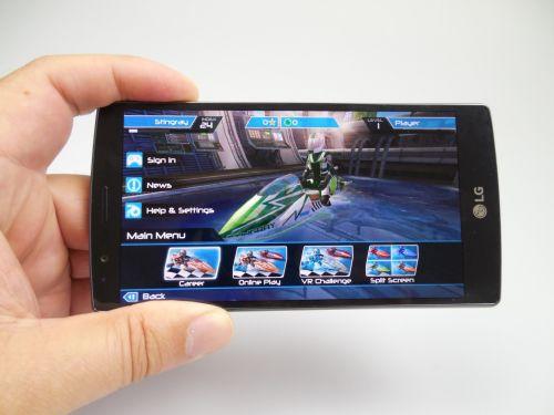 Jocuri pe LG G4