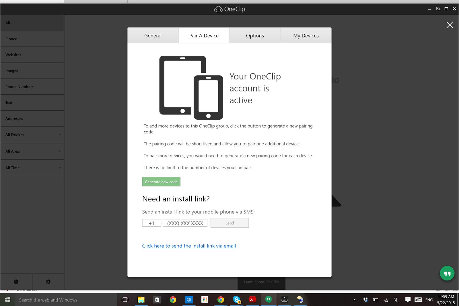 Microsoft pregătește OneClip; un serviciu de luat notițe disponibil pe platforme multiple