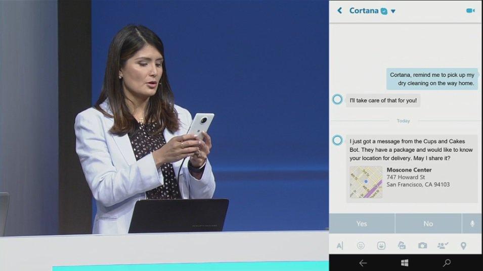 Iată tot ce a anunţat Microsoft în prima zi de BUILD 2016: actualizare aniversară pentru Windows 10, boți, HoloLens, Cortana evoluat şi altele