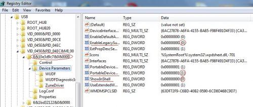 Transformă-ți telefonul Windows Phone 7 În drive USB: ghidul disponibil aici!