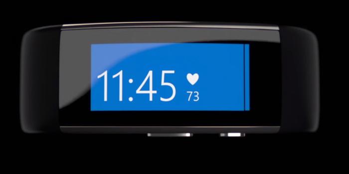 Microsoft lansează noua brăţara de fitness Band, cu durata de viaţă de 2 zile, GPS şi barometru