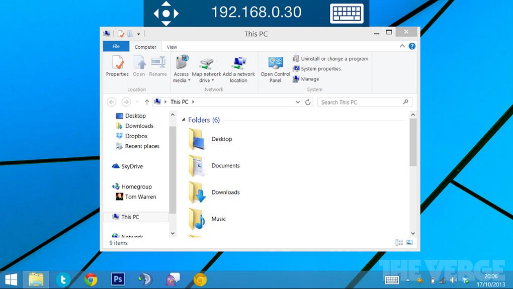 Aplicația Microsoft Remote Desktop va permite să controlați PC-ul de pe terminalele Android și iOS