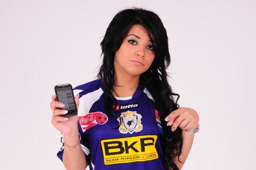 Mobi Girl HTC Desire S