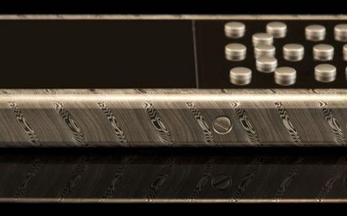 Luxul absolut: telefonul Mobiado Professional 105 Damascus ni se dezvăluie