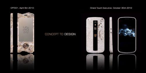 Mobiado Grand Touch Executive, un telefon din piatră prelucrată aduce luxul În buzunare; Disponibil acum!