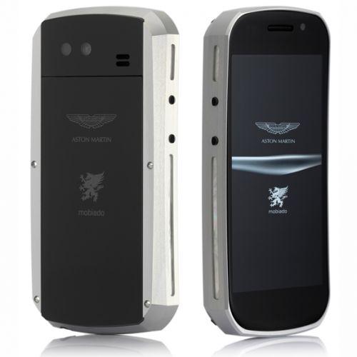 Încă un telefon de lux Aston Martin de la Mobiado - Grand Touch, cu funcții de Nexus S