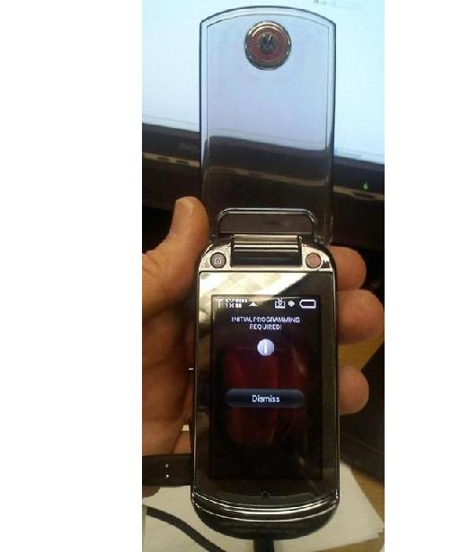 Motorola Blaze ZN4