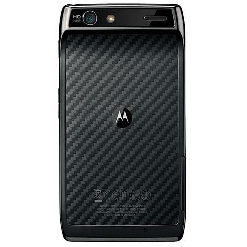 Motorola Droid RAZR back