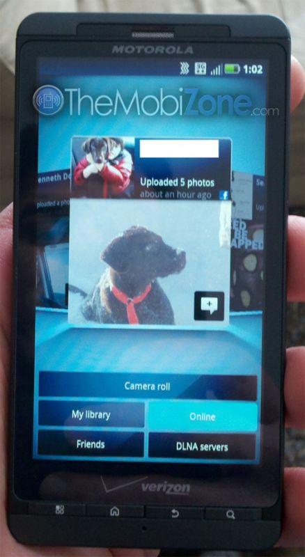 Motorola Droid X 2 este real, iată și imagini cu interfața sa!