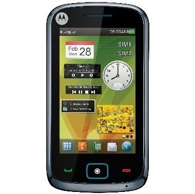Telefoane dual SIM de la Motorola pentru europeni: EX115 si EX128