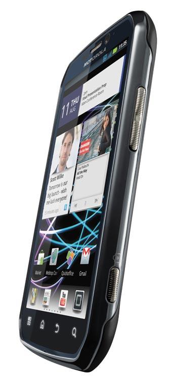 Un dual core electrizant: Motorola Electrify anunțat oficial