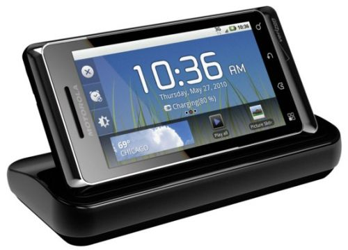 Motorola Milestone 2, varianta europeana de Droid 2 isi dezvaluie specificatiile (Video)