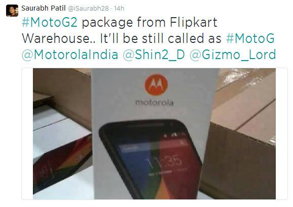 Urmașul lui Motorola Moto G se va numi... tot Moto G; Iată detalii despre prețul sau și specificații!
