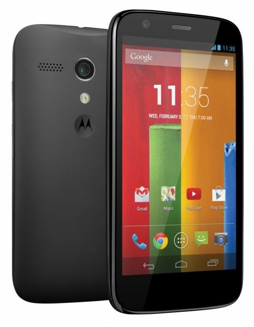 Motorola Moto G a fost lansat astăzi, costă doar 179$