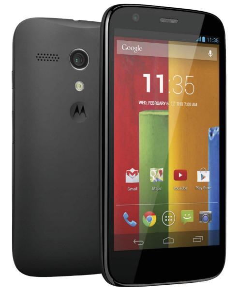 Motorola Moto G apare În imagini pentru presă, se va lansa mâine cel mai probabil