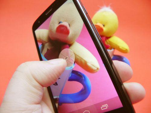 Camera lui Motorola Moto G