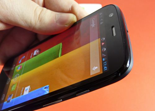 Motorola Moto G unboxing