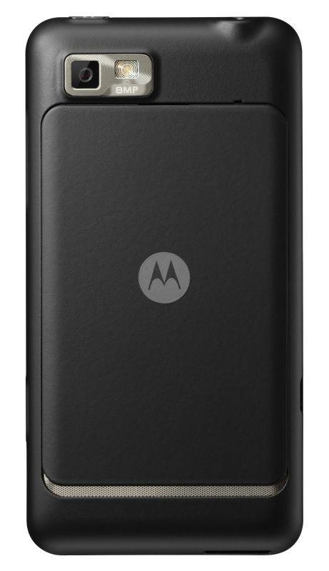 Motorola Motoluxe - spate