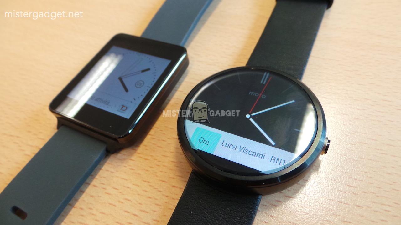 Motorola Moto 360 apare În noi imagini hands-on; vedem cum funcționează Încărcarea wireless