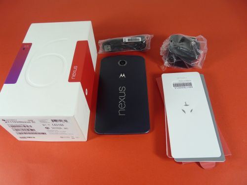 Motorola Nexus 6 Unboxing