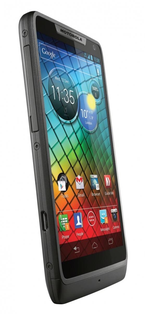 Motorola anunța RAZR i, telefon cu procesor Intel Atom de 2 GHz și ecran edge to edge (Video)