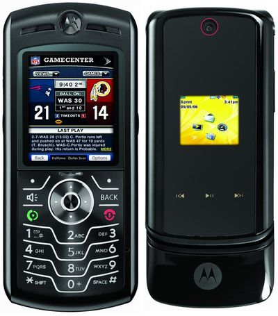 Motorola SLVR L7c